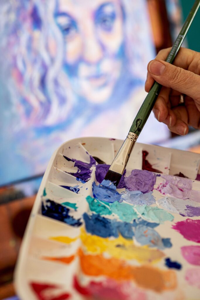 You commissioned a painting, now what?