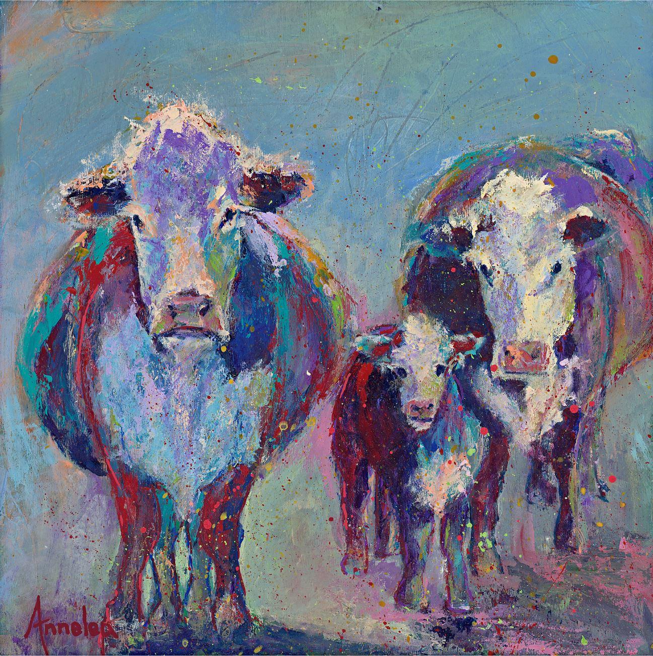 Annelea Blignaut - More Cow Stories